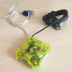 Come aggiungere l'alimentazione ad un semplice HUB USB economico